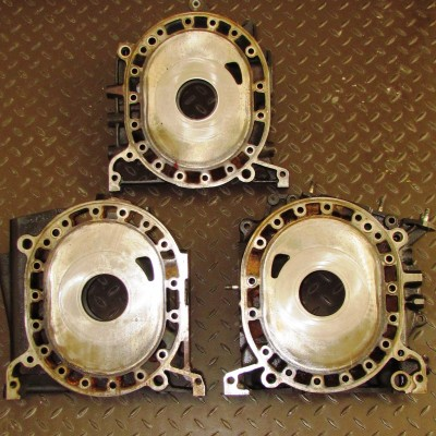 Mazda Wankel Rotary Before